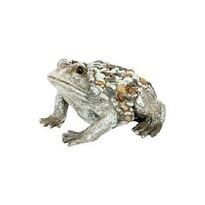 Záhradná dekorácia Žaba, 12 cm