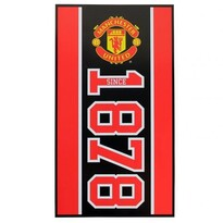 Ręcznik kąpielowy FC Manchester United Established, 70 x 140 cm