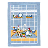 Kuchynská utierka riadu, 50 x 70 cm