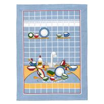 Kuchynská utierka riad, 50 x 70 cm