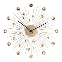 Karlsson 4859GD Designerski zegar ścienny,  50 cm