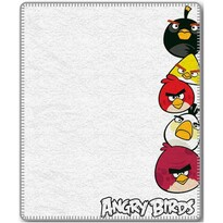 Detská deka Angry Birds 040, 120 x 150 cm