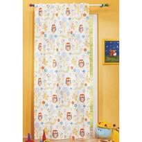 Bagoly és hernyócska gyerek függöny, 135 x 245 cm