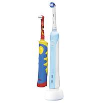 Oral B rodinné balenie zubná kefka Profesionálna starostlivosť 500 + zubná kefka pre deti Mickey