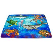 Detský koberec morský svet, 76 x 117 cm