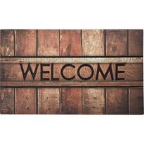 Welcome lábtörlő barna