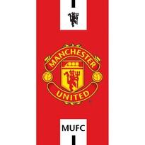 Osuška Manchester United, 70 x 140 cm