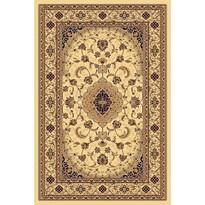 Habitat Kusový koberec Super Antique floral béžová, 160 x 230 cm