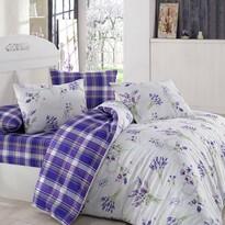 Bavlnené obliečky Lavente fialová