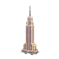 Educa 3D puzzle drevené Mini Monument Empire State Building