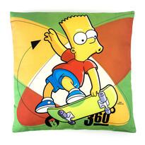 Vankúšik Bart 2015, 40 x 40 cm