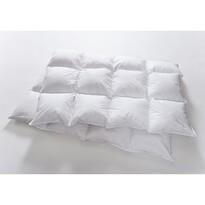 Péřová přikrývka Natural Comfort Classic teplá, 135 x 220 cm