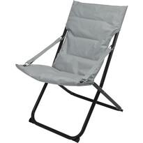 Składane krzesło, szary