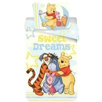 Dziecięca pościel bawełniana WTP Sweet Dreams, 140 x 200 cm, 70 x 90 cm