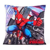 Vankúšik Spiderman, 40 x 40 cm