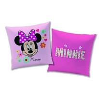 Polštářek Minnie Mouse Liberty, 40 x 40 cm