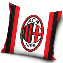 Vankúšik  AC Miláno Erb, 40 x 40 cm