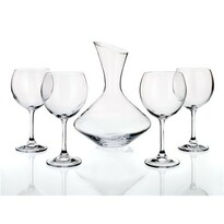 Banquet Crystal 5dielny set na víno
