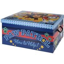 Cutie depozitare Paw Patrol 49,5 x 39 x 24 cm