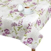 Faţă de masă Ema Flori, violet