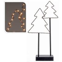 Choinka dekoracyjna LED, 40 cm