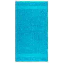 Ręcznik Olivia turkusowy, 50 x 90 cm