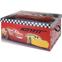 Úložný box Cars 49,5 x 39 x 24 cm