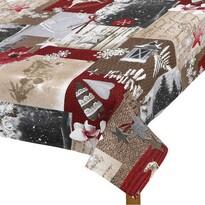 Ubrus Zasněžené Vánoce