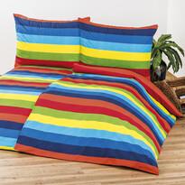4Home Bavlnené obliečky Stripes, 220 x 200 cm, 2 ks 70 x 90 cm
