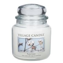 Village Candle Vonná svíčka Čisté prádlo