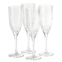 4-dielna sada pohárov