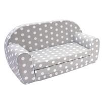 Bino Mini kanapé, szürke