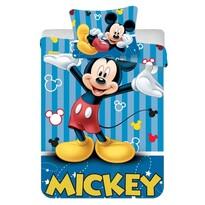 Dětské povlečení Mickey 2016 micro, 140 x 200 cm, 70 x 90 cm