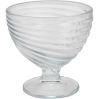 Skleněný pohár na zmrzlinu Ice, pr. 10 cm