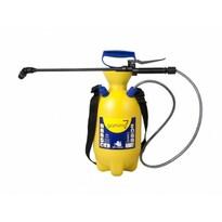 Ręczny ciśnieniowy zraszacz ogrodowy GAMMA 7l/D/k żółty,