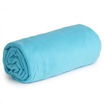 Pătură fleece Sweety Calme albastru, 130 x 170 cm
