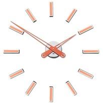 Future Time FT9600CO Modular copper Design falra ragasztható óra, átmérő 50 cm