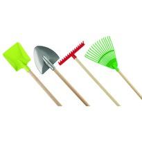 Dziecięce narzędzia ogrodnicze, 4 szt.
