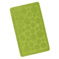 Kúpeľňová predložka Standard zelená, 60 x 100 cm