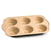 4Home Forma na muffiny, hnědá