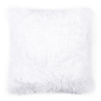 Poszewka na poduszkę Włochacz Peluto Uni biały, 40 x 40 cm