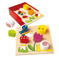 Bino Puzzle Bella Florina