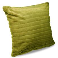 Poszewka na poduszkę-jasiek Berlin zielony, 50 x 50 cm