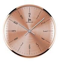 Lowell 14949R zegar ścienny, śr. 26 cm
