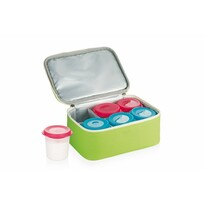 Tescoma jogurtovač 6 dóz s termobrašnou