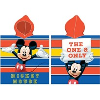 Detské pončo Mickey Mouse The One and Only, 50 x 100 cm