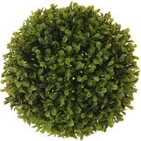 Buxus artificial verde, diam.18 cm
