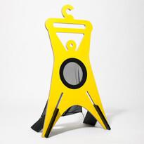 Nemý sluha TONDA 94,9 cm, žltý