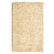 Koupelnová předložka Micro bílá káva, 50 x 80 cm