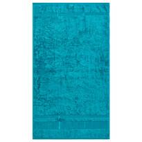 Ręcznik Bamboo turkusowy, 50 x 90 cm